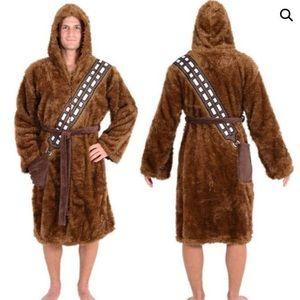 Star Wars men's Chewbacca robe Wookiee